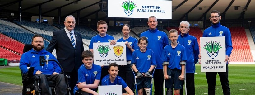 Scottish Para-Football