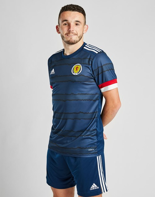 Scotland Home Shirt 2019