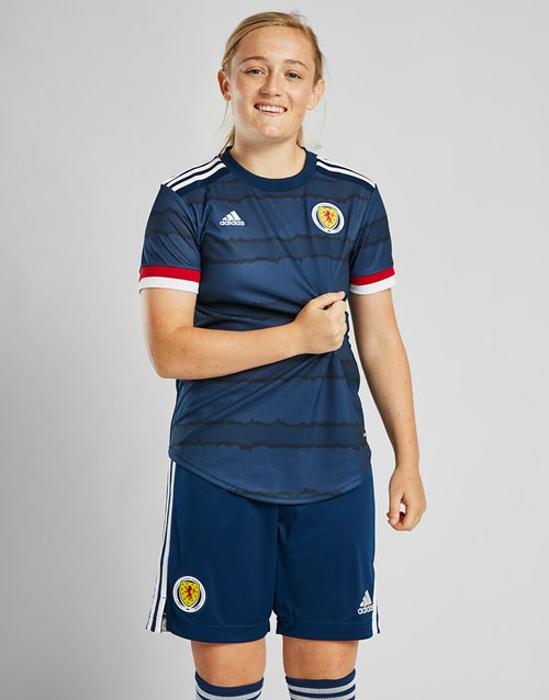 Scotland 2019-21 Home Shirt (Women's)