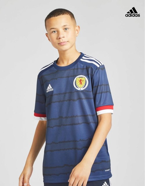 Scotland junior home shirt