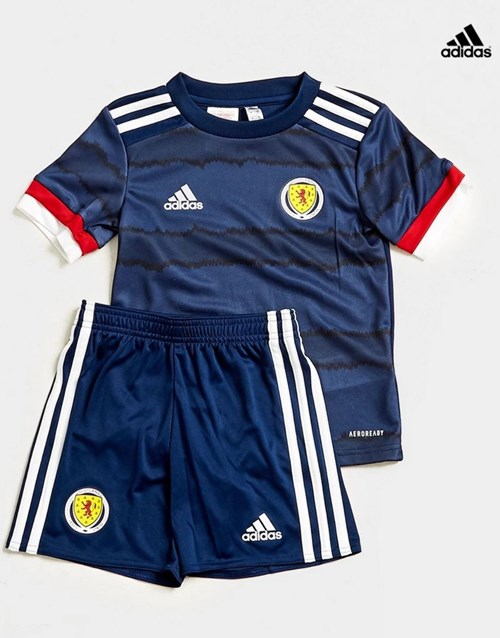 Scotland 2019-21 Home Shirt Infant