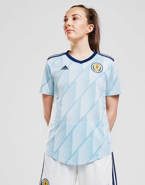 adidas Scotland FA 2020-21 Away Kit Women's
