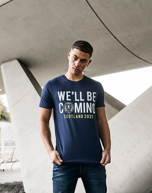 We'll Be Coming T-Shirt